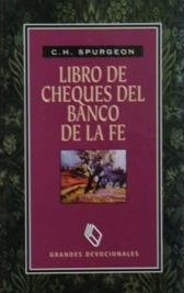 Cheques del Banco de la Fe por Spurgeon